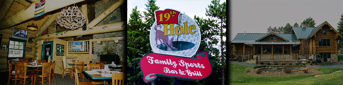19th Hole Family Sports Bar & Grill